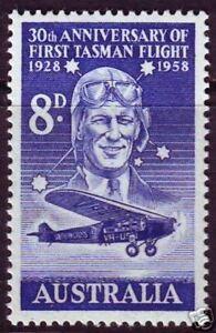 1958-30th-Anniv-of-1st-crossing-of-Tasman-Sea-Kingsford-Smith