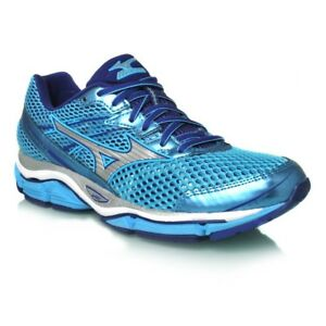 official photos 55019 bb24b Image is loading Women-039-s-Mizuno-Wave-Enigma-5-Running-