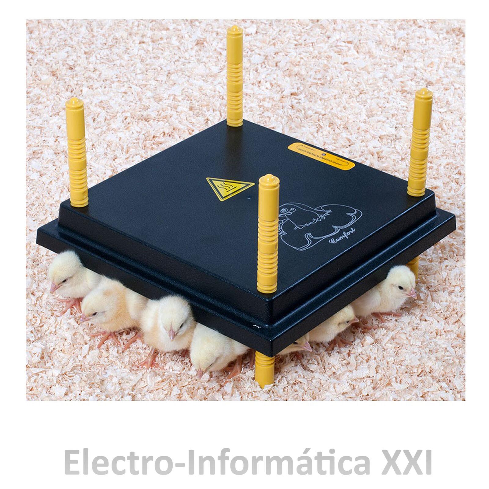 Schalttafel Heizung für Inkubatoren Schlüpfapparate Küken 30x30cm 22w Wp-30