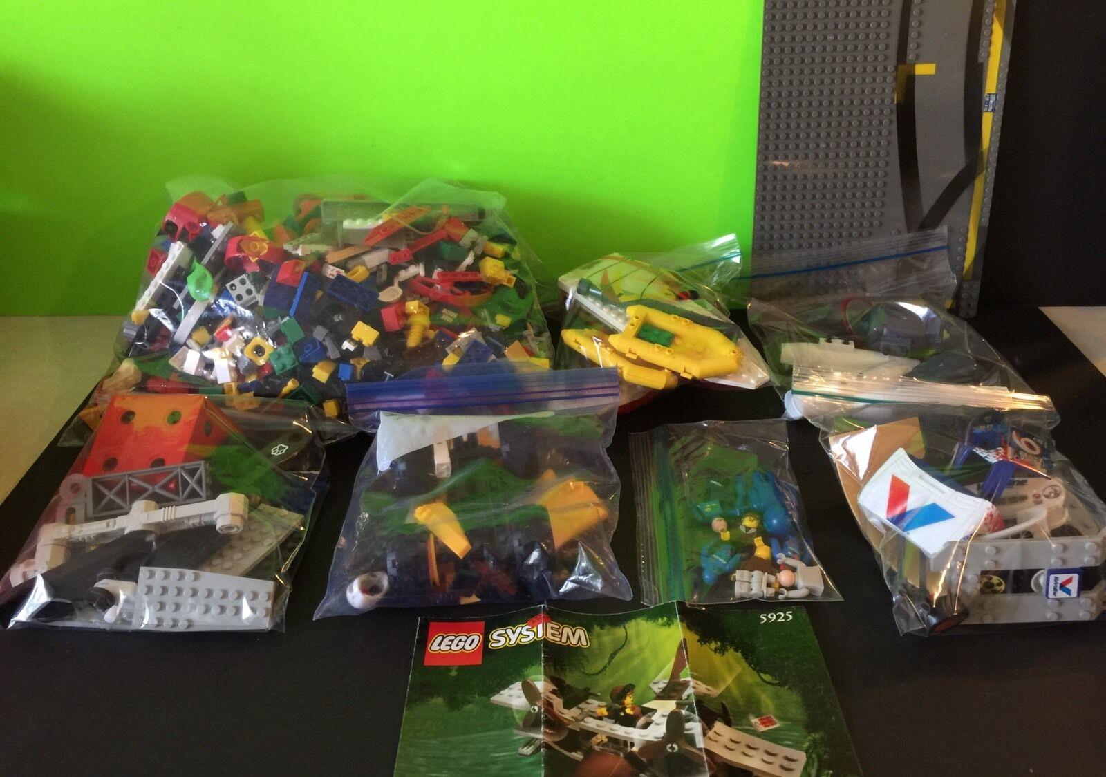 Große gemischte menge lego mega - bloks fahrzeuge, Stiefele, flugzeuge über 6 pfund zahlen