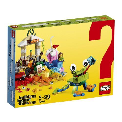 Spaß in der Welt Brand Campaign LEGO 10403