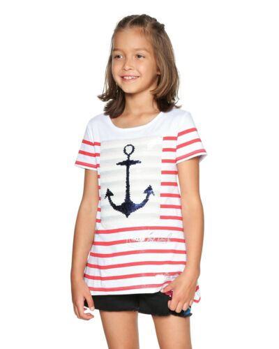 Desigual Girls/' T-shirt Maryland Sizes 5-14
