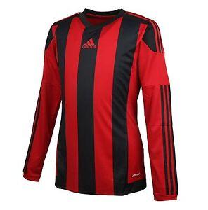 Image is loading Adidas-Men-Stripe-15-Climacool-Soccer-Football-Fitness- 745ef24db