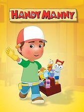 Handy  Manny # 11 - 8 x 10 - T Shirt Iron On Transfer