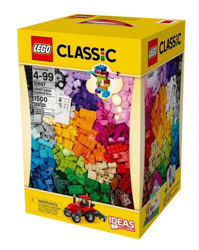 LEGO Classic grand Creative Box 1500 Pcs - 10697