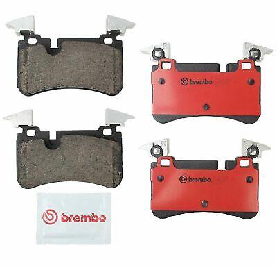 For Mercedes C219 W211 W220 W221 R230 Rear Ceramic Disc Brake Pads Set Brembo