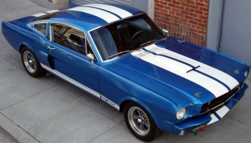 4 colors 1965-1968 Mustang Rally Lemans Stripe kit Ford Licensed