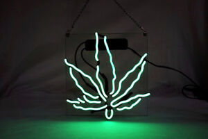 10-034-x10-034-High-Life-Leaf-Neon-Sign-Light-Visual-Artwork-Party-Room-Wall-Decor-Gift