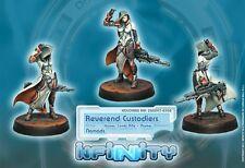 Infinity: Nomads Reverend Custodiers (Hacker, Combi Rifle + Marker) CVB 280547
