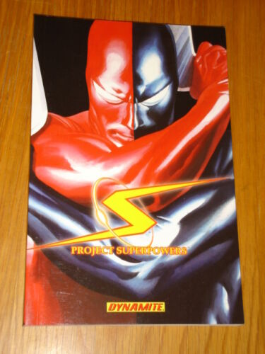 1 of 1 - PROJECT SUPERPOWERS VOL 1 DYNAMITE ALEX ROSS JIM KRUEGER GN 9781606900147 <