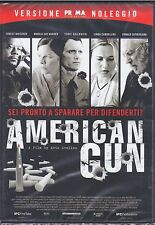Dvd **AMERICAN GUN** con Forest Whitaker Linda Gardellini nuovo 2005