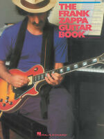 The Frank Zappa Guitar 304 Pages 22 Transcriptions Book