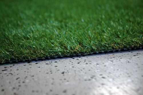 Artificial Grass Turf Carpet 25 MM Tuftrasen Grass Various Sizes New
