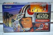 MICRO MACHINES STAR WARS COLLECTIBLE TRANSFORMING ACTION SET 'LUKE SKYWALKER'
