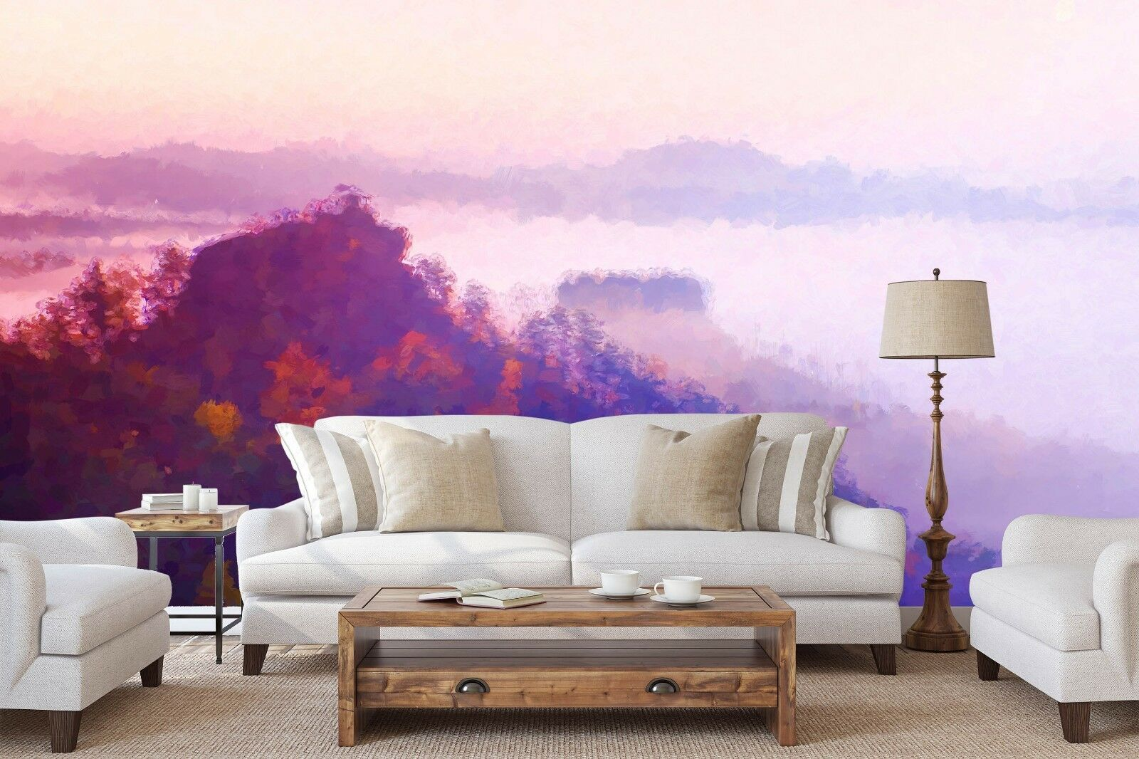 3D Mountain 834 Wall Paper Print Wall Decal Deco Indoor Wall Murals US Summer