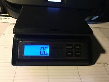 Accuteck A St85c Digital Scale With 9v Battery But Without Ac Adapter Used