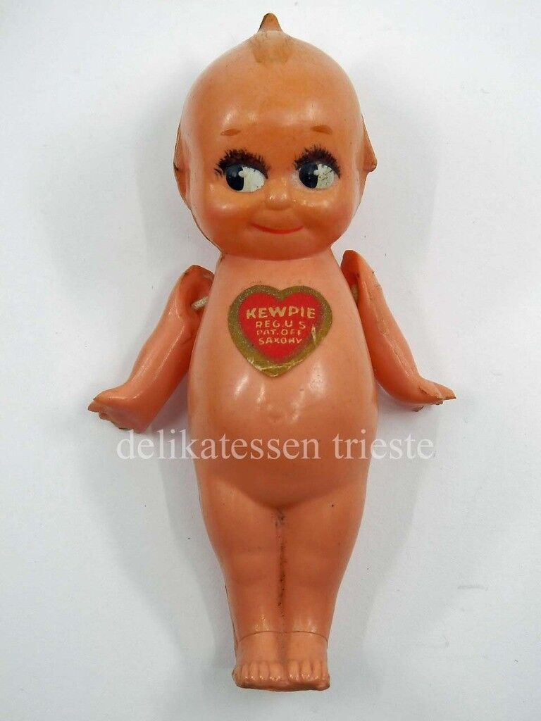 KEWPIE celluloide celluloid Saxony Karl Standfuss vintage doll