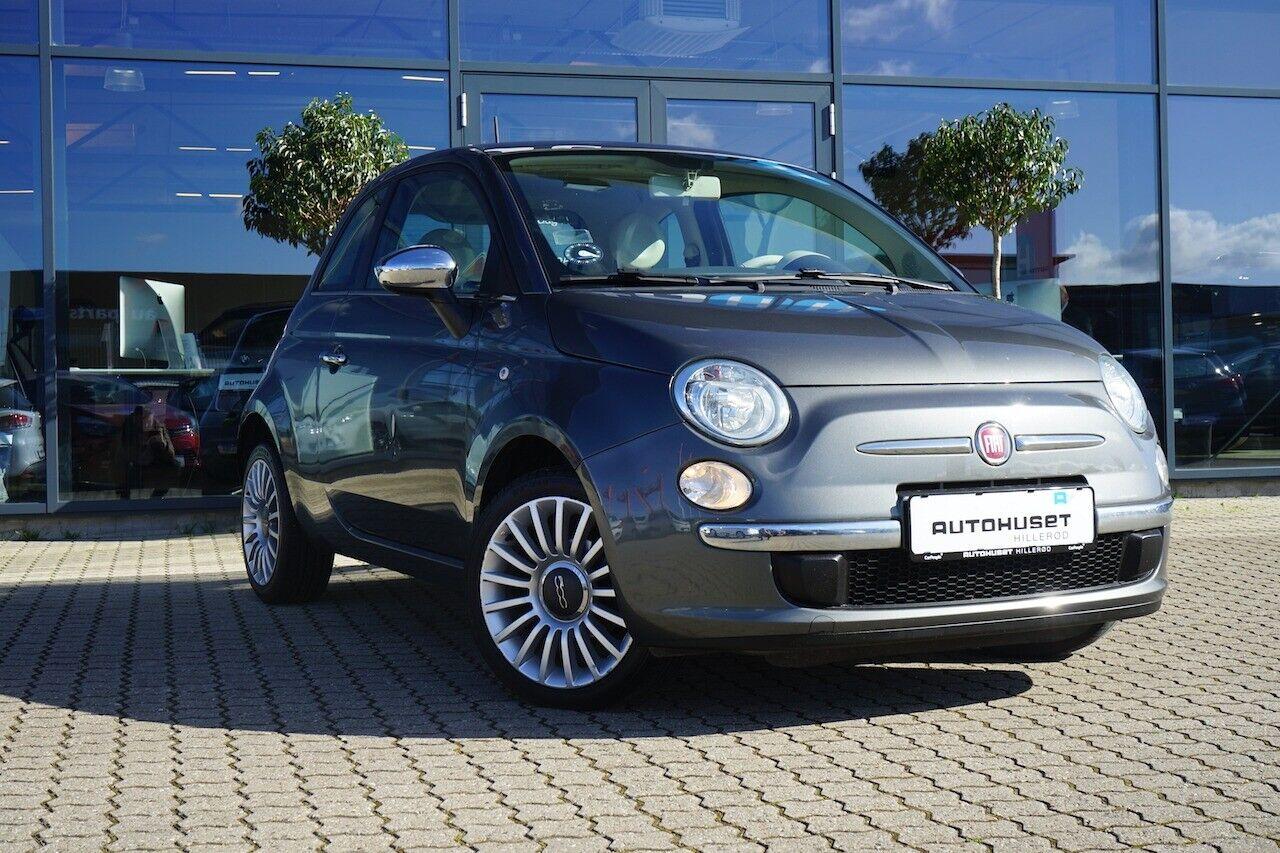Fiat 500 1,2 Milione 3d - 39.760 kr.
