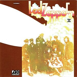 CD-DEL-Zeppelin-II-Whole-Lotta-Love-living-loving-maid-she-039-s-just-a-woman