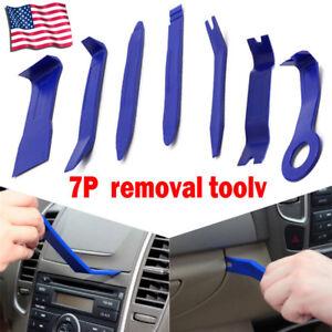 Universal 11Pcs Car Trim Panel Audio Stereo GPS Install /& Removal Pro Tool