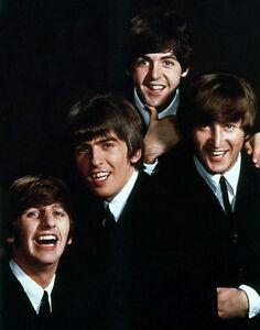 "The Beatles Phot Print 14 x 11/"""