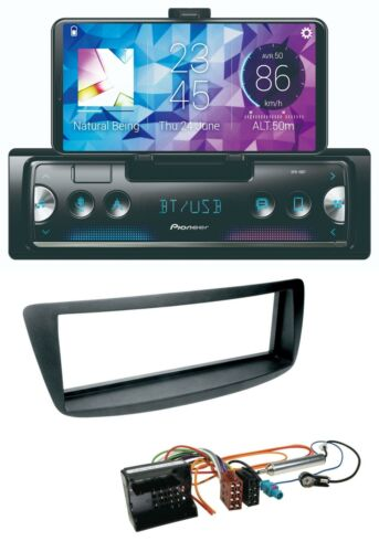 Pioneer MP3 AUX Bluetooth USB Autoradio für Citroen C1 Peugeot 107 Toyota Aygo 0