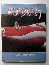 MOEBIUS 7 SIGNED Collected Works