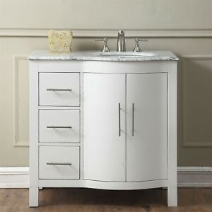 36-inch-Marble-Stone-Counter-Top-Bathroom-Vanity-Single-Right-Sink-Cabinet-0290W