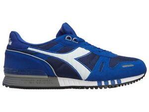 df3f303c4 NEW Diadora Mens Diadora Titan II BLUE WHITE 15862301C1513 Running ...