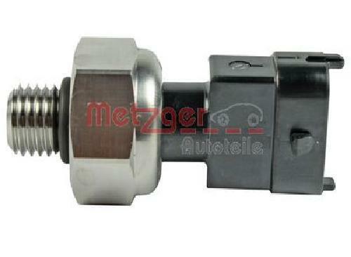 Original metzger Capteur Pression de Carburant 0906196 pour Opel
