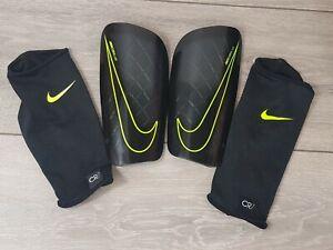 Nike-Mercurial-Lite-Football-Protege-Tibias-Pads-Adult-Medium-Noir-Volt-B332-4