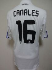 eef7b9f4bb0 item 8 Real Madrid  16 Canales 100% Original Jersey Shirt 2010-11 Home L  Good Condition -Real Madrid  16 Canales 100% Original Jersey Shirt 2010-11  Home L ...