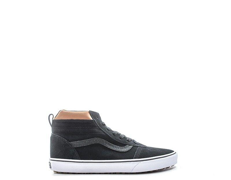 shoes VANS men Sneakers  black Scamosciato VA3JETK8U