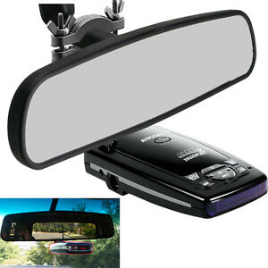 escort passport s75 s75g 9500ix x70 x80 radar detector car rearview mirror mount ebay. Black Bedroom Furniture Sets. Home Design Ideas