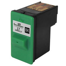 Speedy Inks - Lexmark Remanufactured 10n0217 #17 Black Ink Cartridge for Use in