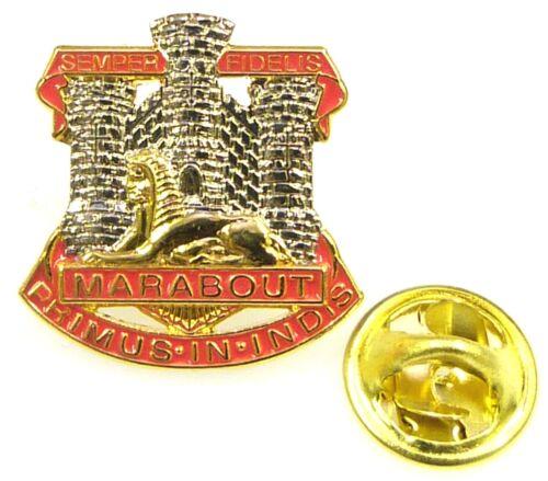 Devon /& Dorsets The Devonshire /& Dorset Regiment Lapel Pin Badge