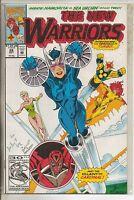 Marvel Comics New Warriors #28 October 1992 VF