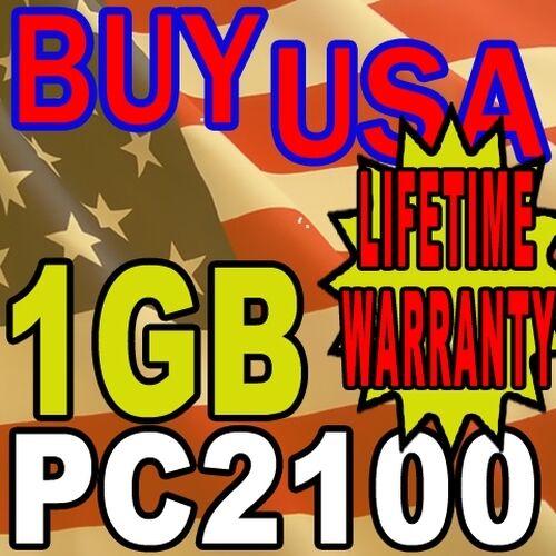 1GB ECS Elitegroup Computer K7VTA3 K8M800-M2 RAM MEMORY