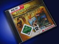 Titan Quest Deluxe Edition & Addon Immortal Throne = Gold PC Deutsch