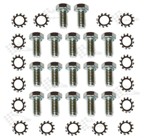 Torqueflite 727 Ford C4 C6 Transmission Pan Bolts GM TH350 TH400 Powerglide