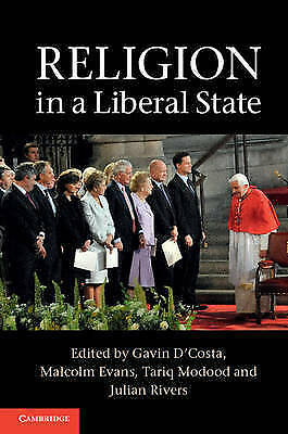 Religion in a Liberal State, Dcosta, Gavin, Used; Good Book