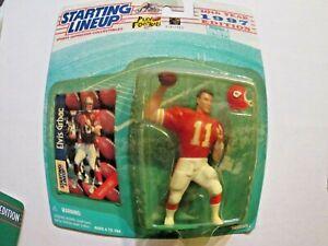 1997 Starting Lineup Figure  Elvis Grbac Kansas City Chiefs