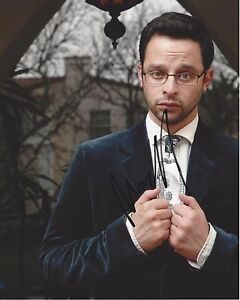 Details about ACTOR COMEDIAN NICK KROLL SIGNED THE LEAGUE 8X10 PHOTO 4  W/COA RUXIN SHIVA BOWL