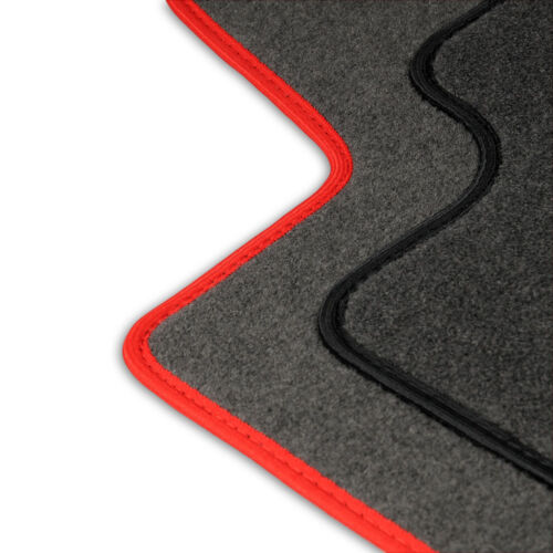 Fußmatten Auto Autoteppich passend für Opel Astra J 4 IV 2011-2018 Set CASZA0202