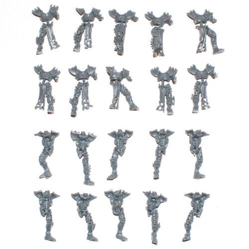 G2584 Ossiarch Bonereapers Mortek Guard Legs and Torsos x 10
