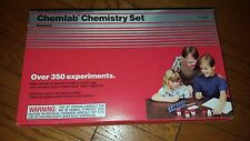 Vintage Skilcraft Chemistry Set Beginner Brand New 24078 350 Experiments
