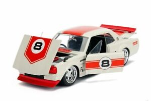 Nissan-Skyline-2000-1971-Diecast-Escala-1-24-De-Metal-Coche-Modelo-Die-Cast-coches-de-juguete