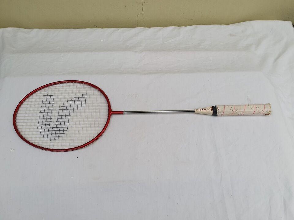 Badmintonketsjer, Patrick