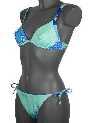 Costume da bagno donna Due pezzi Calzedonia Bikini Slip Balconcino Push Up Mare
