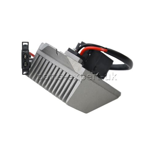 For Audi A2 Seat Skoda VW Polo A/C Heater Blower Motor Resistor 6Q1907521
